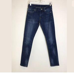 💫 Ralph Lauren Womens Jeans 28/30 Skinny Fit